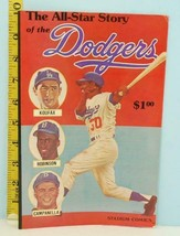 1979 The All-Star Story of the Dodgers by Stadium Comics - $4.94