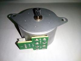 HP LaserJet CP1025nw Mitsumi m49sp-3k LF 7.5 deg Stepping Motor RM1-7749 - $9.99