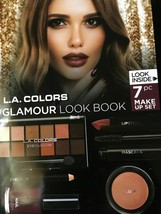 L.A. COLORS Glamour Look Book 7 Piece Makeup Set Gift Set- New In Box - $8.56