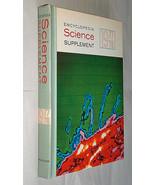 1977 1978 Metalship Science Complément Remplacement Livre Relié Grolier - $17.54