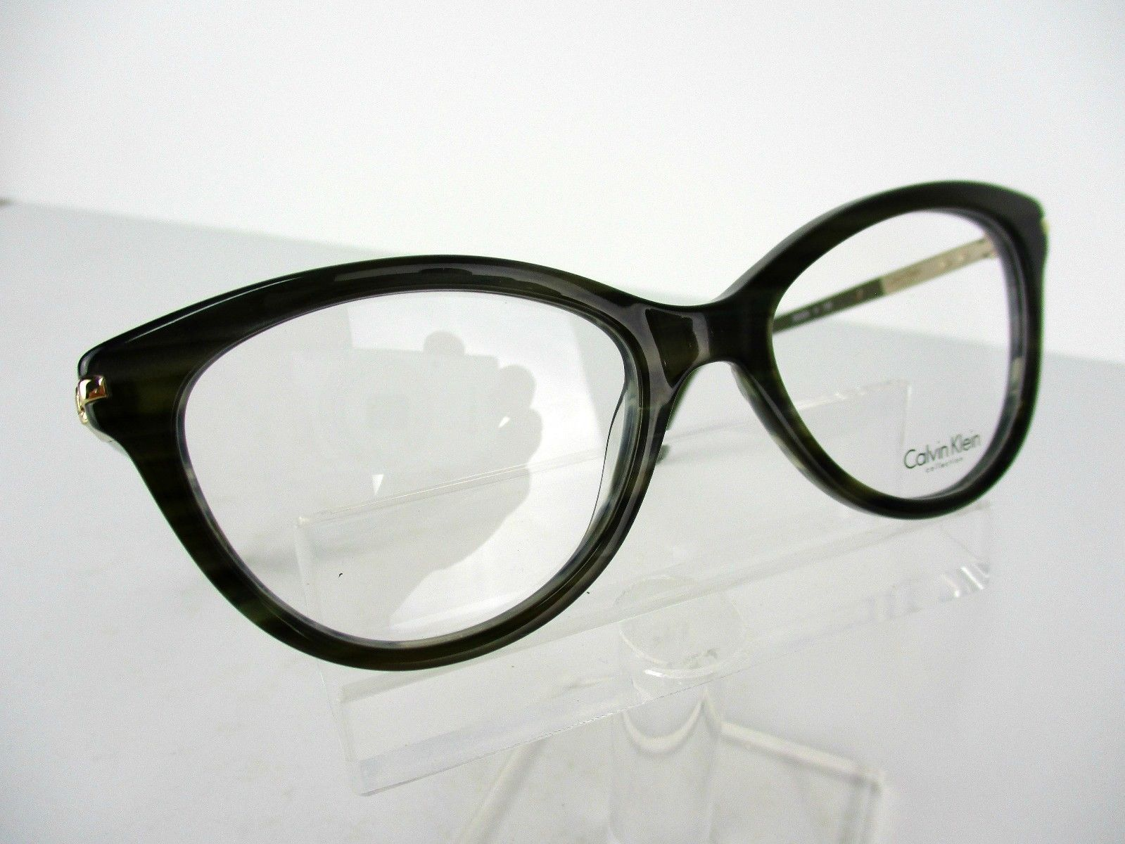 70a737d527 Calvin Klein CK 7983 (381) Olive Horn 50 X and 50 similar items