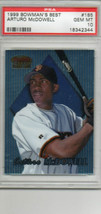 1999 Bowman's Best Arturo McDowell #185 PSA 10 P609 - $11.65