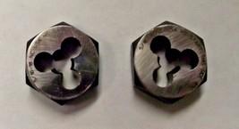 Bosch LM2508 1609410454 5/16-18 Hex Die HSS Bulk 2pcs USA - $5.45