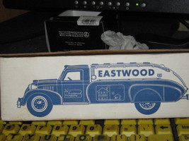 ERTL Eastwood Diecast Truck Bank With Coin 1939 Dodge Airflow-FREE SHIPPING - $26.00