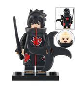 Uchiha Sasuke (Akatsuki suit) Naruto Series Custom Minifigures Building ... - $2.99
