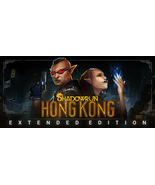 Shadowrun: Hong Kong - Extended Edition - Steam Activation PC Instant De... - $4.95