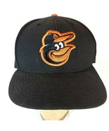 Baltimore Orioles New Era Team Color 9FIFTY Snapback Hat - Black Orange ... - $19.95