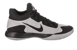 Nike Men KD Trey 5 Black Grey Basketball Shoes US Size 10 M  - $69.30