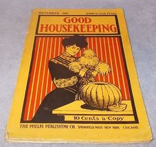 Good Housekeeping Magazine November 1902 - $24.95