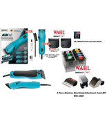 Wahl KM10 CLIPPER&ULTIMATE 10,30 Blade&Stainless Steel Guide Attachment ... - $418.94