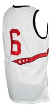 Rucker Park 1977 Retro Basketball Jersey New Sewn White Any Size image 2