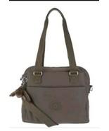 KIPLING FELICITY SATCHEL / TRAVEL / SHOULDER BAG KEYCHAIN MONKEY JOANNA  - $72.26