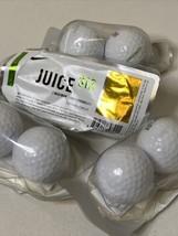 NOS Nike Juice 312 Golf Balls Maximum Length Formula - 8 Balls - $29.70