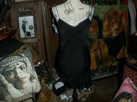 RUBBER DUCKY PRODUCTIONS Cute Jet Black Dress Size S - $10.89