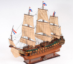 """Fdriesland Dutch Tall Ship Wooden Fully Assembled Holland Boat 37"""" New i... - $679.95"""