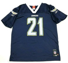 Vintage Reebok Ladainian Tomlinson San Diego Chargers Football Jersey Je... - $23.03