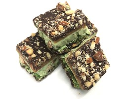 Chocolate Mint Toffee (1lb) - $30.00