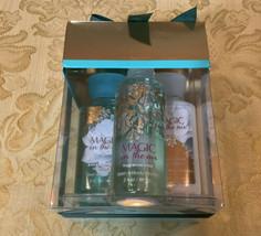 Bath & Body Works  Magic in the Air Gift Set  3oz gel, 2.5 body cream, 3... - $23.45