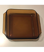 """ANCHOR HOCKING FIREKING 8"""" SQUARE BAKING PAN FOR SMALL CAKES/BROWNIES/CA... - $8.00"""