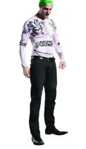 Joker Costume Suicide Squad Jared Leto DC Comics Rubie's Costumes Large ... - $44.55