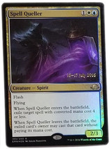 "Magic the Gathering MTG ""Spell Queller"" Rare Foil Promo Card x1 * NM - $14.88"