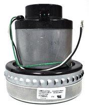 Ametek Lamb 7.2 Inch 2 Stage 120 Volt b/B Peripheral Bypass Motor 117560-01 - $383.25