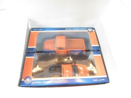 RMT LIONEL TOY PICKUP TRUCK SET - 1955 CHEVY/1997 FORD  - NEW - W15 - $22.49