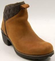 Merrell Chateau Mid Pull Waterproof Women's Oak Women's  Ankle Boots Sz 8 M EUC - $80.74