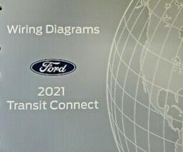 2021 Ford Transit Connect Electrical Wiring Diagram Manual EWD ETM OEM F... - $39.55