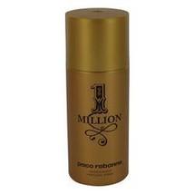 1 Million Deodorant Spray By Paco Rabanne , 5 oz Deodorant Spray - $35.00