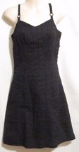 Luella for Target Womens Size 3 Black Eyelet Lace Cute Sundress Adj Straps - $12.86