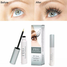 New FEG Eyelash Growth Liquid Makeup Eyelash Growth Powerful Makeup Eyel... - $5.60