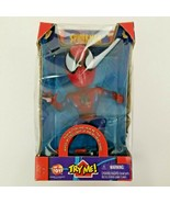 Marvel Spider-Man Talking & Lighted Eyes Bobblehead  Way Out Toys - $35.63