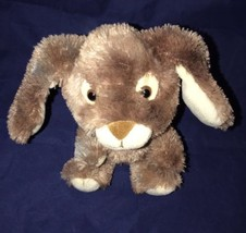 Build A Bear SmallFrys Brown Bunny Easter 2012 Retired BABW Plush Musical Lovey - $8.40