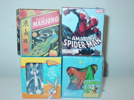 Running Press 4 miniature books Gumby Pokey Bugs Bunny Daffy Duck Spider... - $18.49