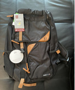 SwissTech La Tzoumaz School Backpack w/Protective Laptop Compartment, Bl... - $28.70