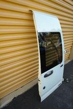 2010-13 Ford Transit Connect Back Rear Door Tailgate Right Side RH image 5
