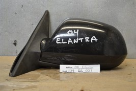 2001-2006 Hyundai Elantra Left Driver OEM Electric Side View Mirror 27 1J9 - $19.79