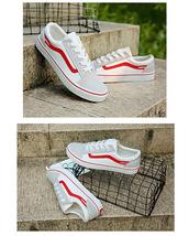 Women's Casual Canvas Shoes Vans - $55.00