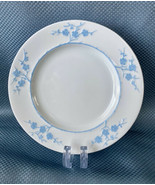 SPODE COPELAND BLANCHE DE CHINE BLUE GEISHA BREAD AND BUTTER PLATE BONE ... - $21.51