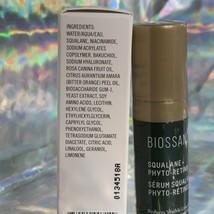 Biossance Phyto Retinol Serum w. Bakuchiol Reduce Lines/Wrinkles 4mL NWOB image 2