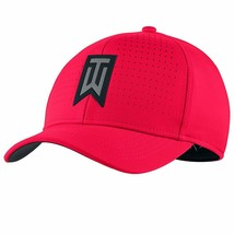 NEW! Nike Golf Tiger Woods TW AeroBill Classic99 Golf Hat-Fuchsia M/L 84... - $79.08