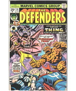 The Defenders Comic Book #20 Marvel Comics 1975 FINE- - $5.48