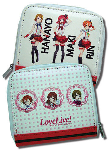 LOVE LIVE - GROUP WALLET