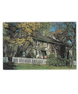PA Bucks County Thompson Neely House Washington Crossing State Park 1964... - $4.99