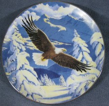 Impressions Of Freedom Collector Plate Visions From Eagle Ridge Diana Casey - $17.95
