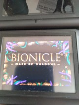 Nintendo Game Boy Advance GBA Bionicle: Maze Of Shadows image 1