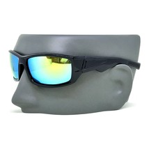 New Men's Sport Wraps Sunglasses UV400 Flash Color Lens - Free Shipping - $12.95