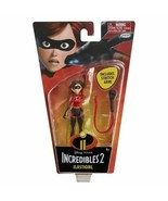 The Incredibles 2 Elastigirl Action Figure Stretch Arm Bend Twist Hersel... - $15.68
