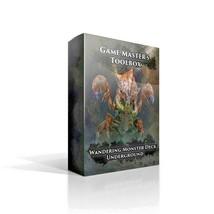Nord Games - D&D 5E - Wandering Monster Deck: Underground   -=NEW=- - $15.95